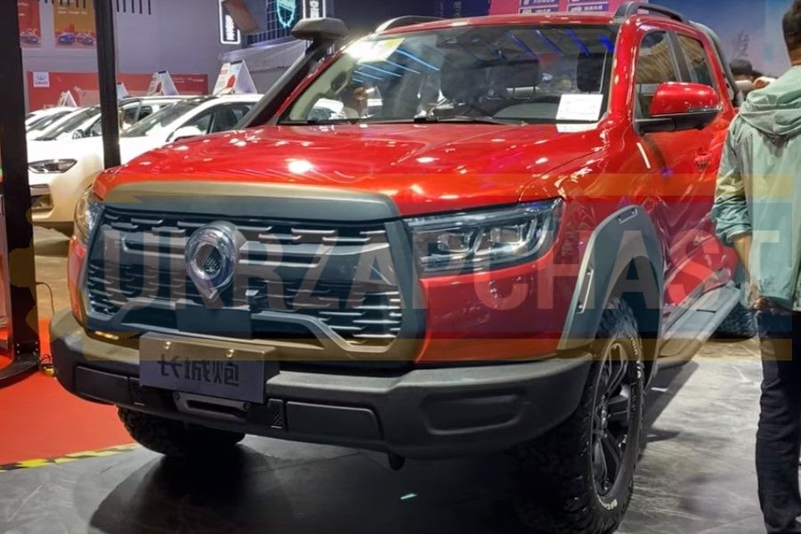 Экстерьер Great Wall Pao Offroad 2021