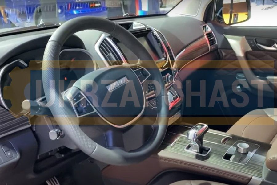 Салон Great Wall HAVAL H9
